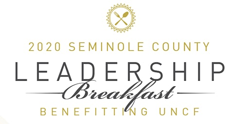 UNCF Seminole County Leadership Breakfast