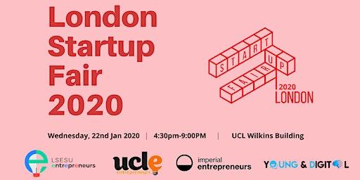 London Startup Fair 2020