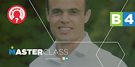 """B4 Masterclass with MODUS: """"Business Strategy for 2020 """""""