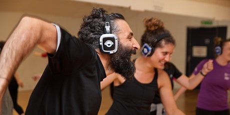 Nobody's Watching - Uplifting Silent Disco tickets