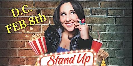Robyn Schall 'Guilty Pleasure' ComedyTour - Washington DC ft. Belinda Boxer tickets