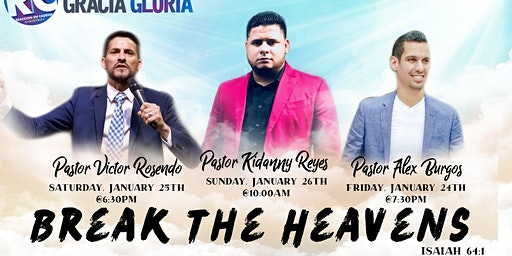 Break the Heavens