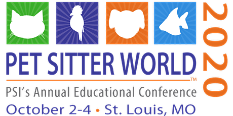 PSI's 2020 Pet Sitter World Educational Conference tickets