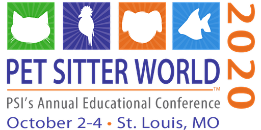 PSI's 2020 Pet Sitter World Educational Conference