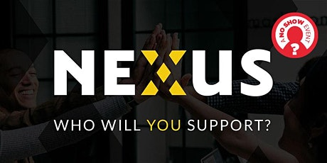NEXUS Introduction Event (March 2020) tickets