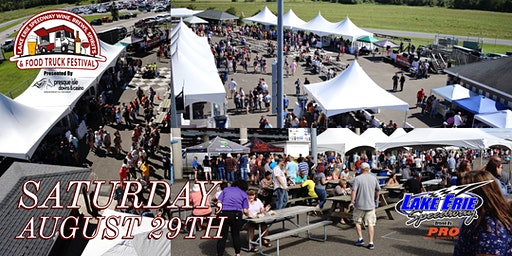 Wine, Brews, Spirits, & Food Truck Fest pres. by Presque Isle Downs/Casino