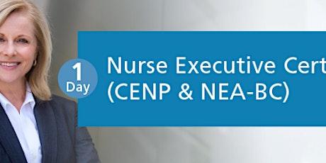 Nurse Executive Certification Review Course tickets