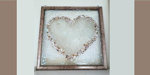 Everlasting Sea Glass Heart Workshop