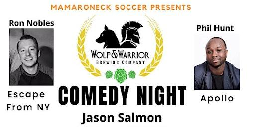 Wolf & Warrior Comedy Night
