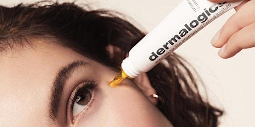 Discover Dermalogicas NEW BioLumin-C Eye Serum at Harvey Nichols Dublin