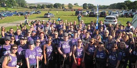 Yorkshire Three Peaks 2020 - Teams Day - Forget Me Not Children's Hospice tickets