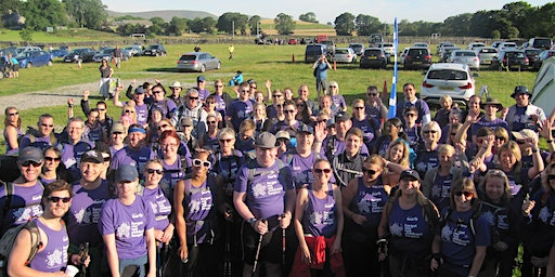 Yorkshire Three Peaks 2020 - Teams Day - Forget Me Not Children's Hospice