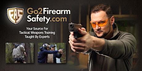 Anti Carjacking Handgun - Powder Springs GA tickets