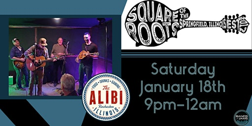 Square of the Roots at The Alibi