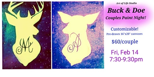 Couples Paint Night