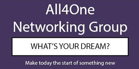 All4One Networking Group billets