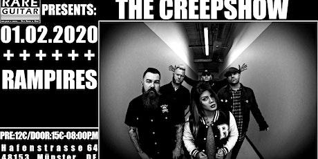The Creepshow + Rampires Tickets