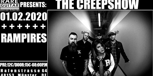 The Creepshow + Rampires