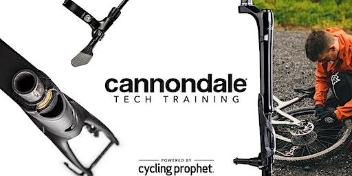 Cannondale Tech Training