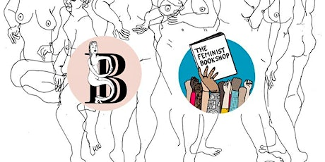 Life Drawing and Poetry @ The Feminist Bookshop tickets