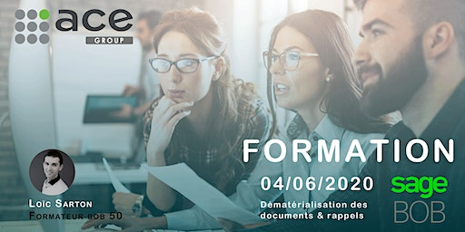 Formation BOB 50 - Traitement des documents (de l'encodage aux rappels)