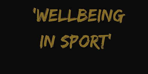 'Wellbeing in Sport' for high performance female athletes