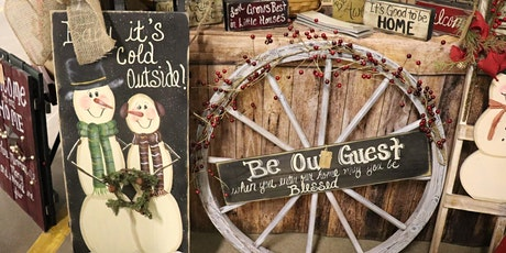 Ship-Chic Craft & Vintage Holiday Show tickets