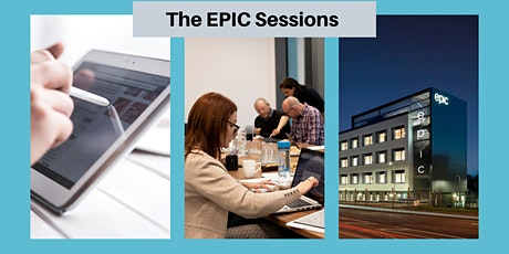 The EPIC Sessions: Website Design & Search Engine Optimisation (SEO) tickets