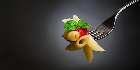 Meditation and Meal: Italian tickets