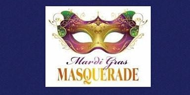 LADIES NIGHT OUT -*Mardi Gras Masquerade*-