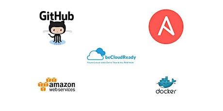 AWS DevOps Training: Ansible, Docker, Github tickets