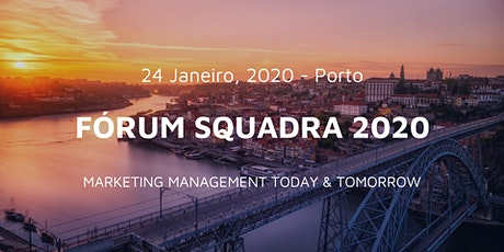 Fórum Squadra 2020 bilhetes