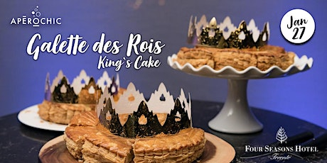Galette des Rois (King's cake celebration) tickets