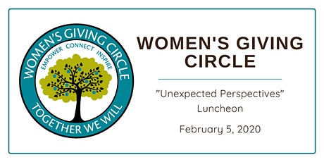 Unexpected Perspectives Luncheon tickets