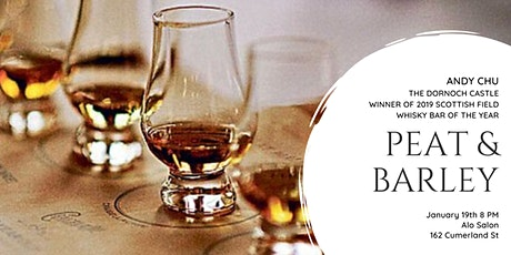 Whisky Talk with Andy Chu of Dornoch Castle tickets