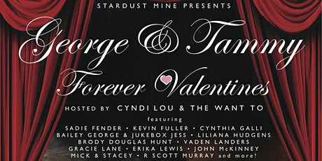 Stardust Mine presents George & Tammy: Forever Valentines tickets
