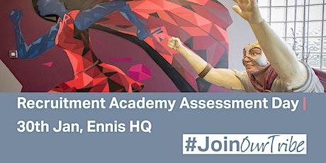 Recruitment Academy Assessment Day tickets