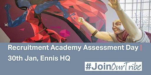 Recruitment Academy Assessment Day