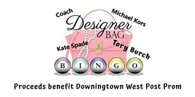 Designer Bag Bingo - February  2020