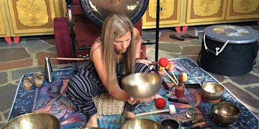 Singing Bowl Meditation with Leslee Penny