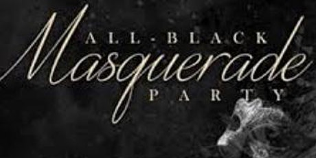 All Black Masquerade Ball tickets