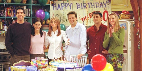 Learn English with TV series: Friends billets