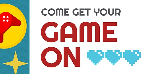 All Ages: Game On! - Eldorado Library