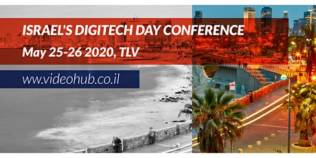Israel's DigiTech day conference tickets