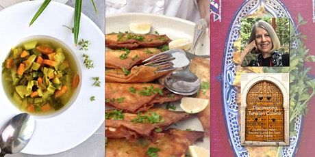 """""""Discovering Tunisian Cuisine"""" Dinner at The Fourth Estate Restaurant tickets"""