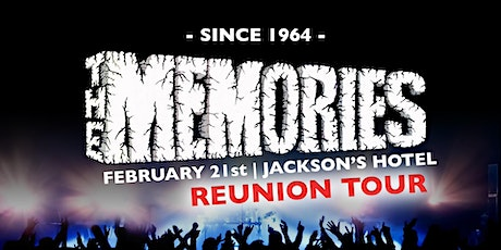 The Memories - 2020 Reunion Tour tickets