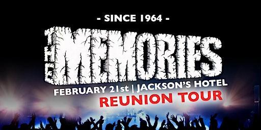 The Memories - 2020 Reunion Tour