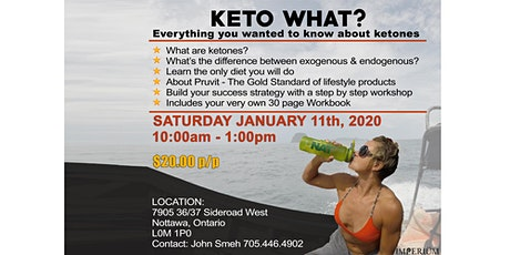 Keto What tickets