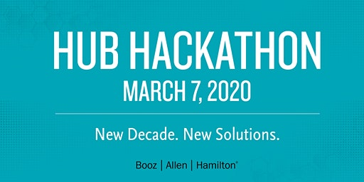 Charleston Digital Hub Hackathon 2020