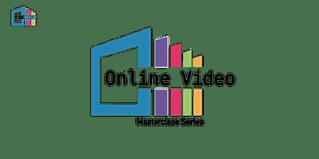 B2W Masterclass Series - Online Video (Manchester) tickets